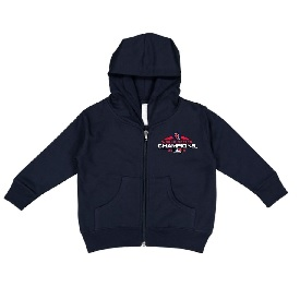 2021c6a0 Soft as a Grape Boston Red Sox Infant Navy 2018 World Series Champions  Full-Zip