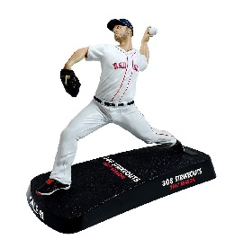 0a936e077 Fanatics Authentic Chris Sale Boston Red Sox 308 Strikeouts in 2017 Imports  Dragon 6″ Player
